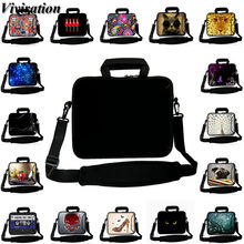 Messenger 12 14 17 10 Tas Komputer untuk HP CHUWI Hi12/Mac Book Air/Huawei MateBook 13 13.3 11.6 15.4 15 Laptop Notebook Case Penutup(China)