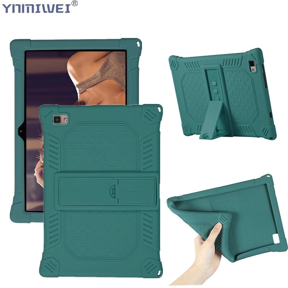 Мягкий чехол для планшета Teclast P20hd, силиконовый чехол-подставка для Teclast P20 HD M40, чехол для планшетного ПК, чехол, чехол s