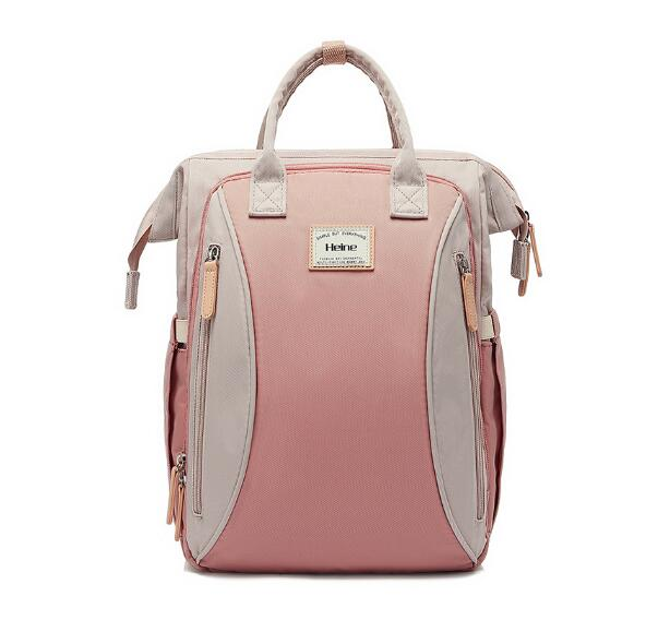 2019 Fashion Mummy Bag Travel Backpack for Mom Multifunction Maternity Diaper Bag Large Capacity Waterproof Stroller Baby Bag