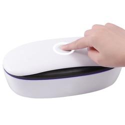 Pro Elektrische Uv Nagel Sterilisator Box Nail Art Gereedschap Accessoire Desinfectie Sterilisator Apparatuur Professionele Machine Manicure Set