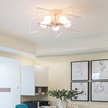 Nowoczesny ze złota gwiazda lampy sufitowe oświetlenie sufitowe Led kuchnia lampy wiszące do salonu sypialnia Loft lampa ozdobna oprawy tanie tanio NoEnName_Null