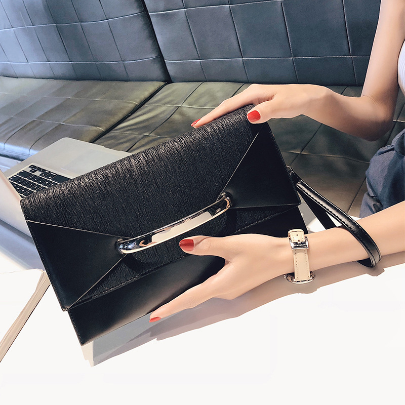 Image 5 - Hot Selling 2020 New Style Dinner Handbag Womens Carrying Envelope Bag Womens High Quality Free Shipping purses and handbagsClutches   -