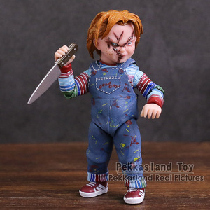 Image 2 - NECA ילד של לשחק טוב חבר ה צ אקי PVC פעולה איור אסיפה דגם צעצוע