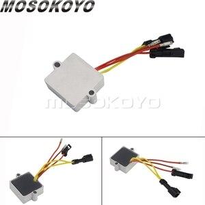 Для ртути Маринер 25hp/30hp/60hp/135hp мотоциклетные 6 провода Напряжение выпрямителя регулятор 194-3072K1, 854515T2, 883071T1, 883072T1