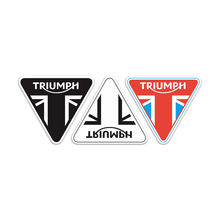 Набор стикеров для гоночного шлема 3 м с логотипом triumph наклейка