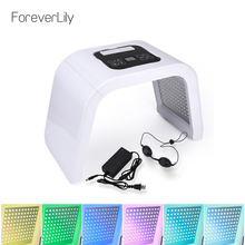 Professionele Photon Pdt Led Licht Gezichtsmasker Machine 7 Kleuren Acne Behandeling Gezicht Whitening Huidverjonging Lichttherapie