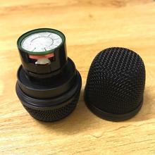 Alta qualidade substituição cartucho cápsula cabeça se encaixa para sennheiser 135g3 ew100g3 sistema de microfone sem fio e845