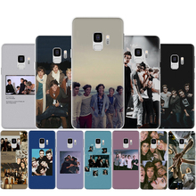 One Direction Hard Plastic Phone Case for Samsung