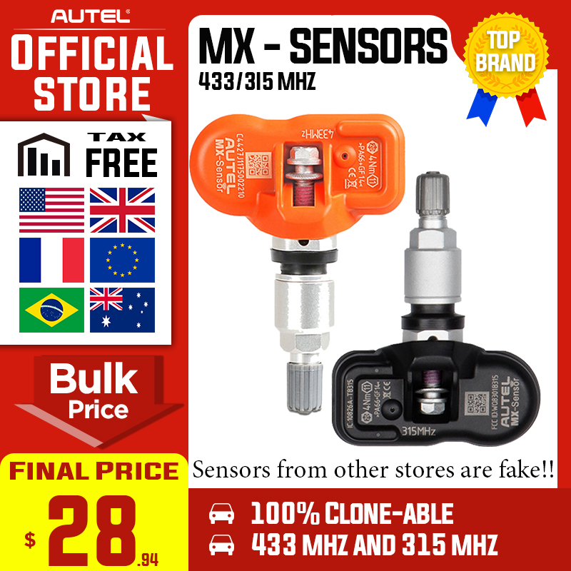 Newest Autel MaxiTPMS PAD TPMS Sensor Programming Accessory Device and Autel 2 in 1 MX Sensor 433MHz 315MHZ Universal Programmer|autel mx-sensor|tpms sensormaxitpms pad - AliExpress