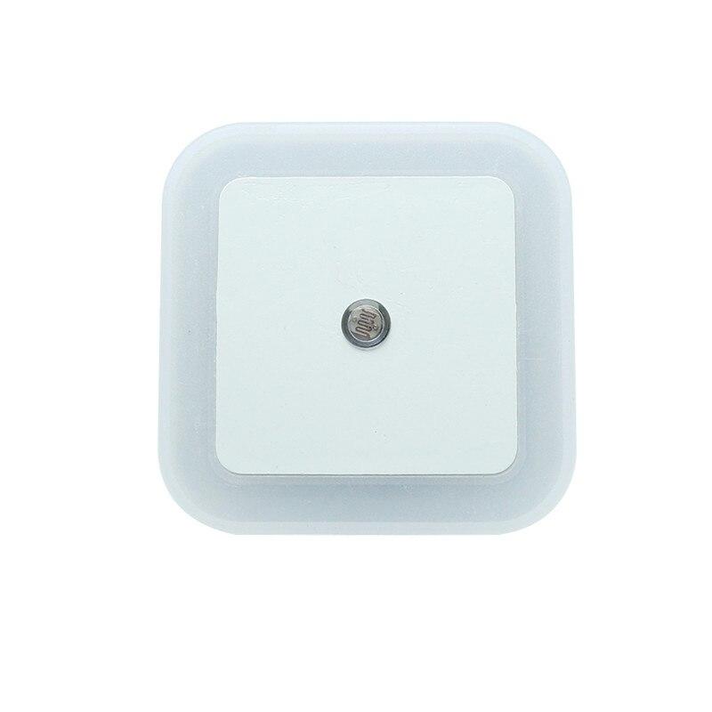 Night Lights EU/US Plug Novelty Light Sensor LED Baby Bedside Lamp Night Lamp Luminarias Sleep Light For Kids Bedroom Stair