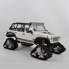 RC Crawler Tracks wheel SCX10 Snow Tires For Original Axial I