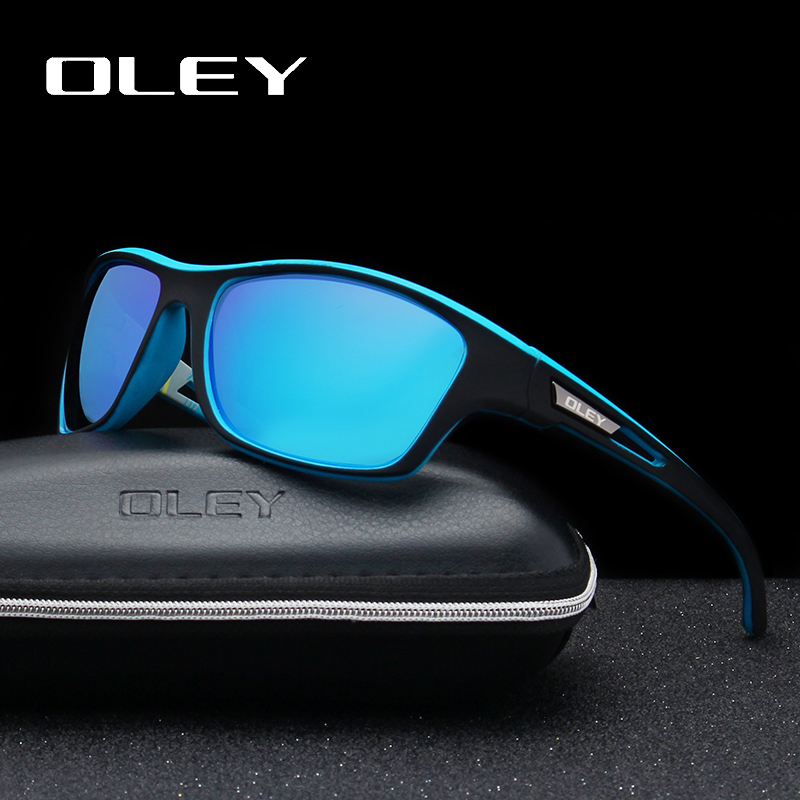 OLEY Polarized Sunglasses Men's Driving Shades Outdoor sports For Men  Luxury Brand Designer Oculos Customizable logo YG202| | - AliExpress
