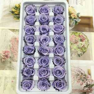 Preserved-Flowers Immortal Mothers-Day-Gift Eternal Gift-Box Life-Flower-Material Rose
