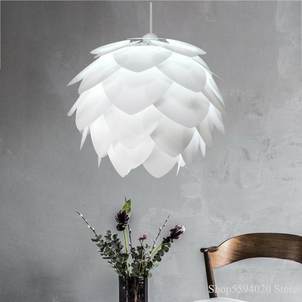 Modern Pinecone Chandeliers In Denmark Simple Nordic Decorative Lights Creative Living Room Bedroom Lamps Dinning Room Lights