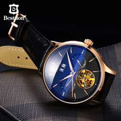 Luksusowe marki automatyczne zegarka kobiet ze stali nierdzewnej 316l szwajcaria zegarki mechaniczne z tourbillonem człowiek Datejust Relogio Masculino