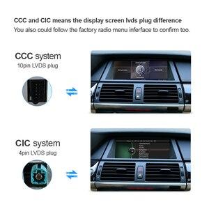 Image 5 - EBILAEN Android 10 Auto Lettore DVD per BMW X5 E70/X6 E71 (2007 2013) CCC/CIC Unità di Sistema di Navigazione PC Auto Radio Multimedia IPS