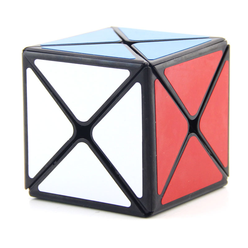 Shengshou Legend 8 Axis Magic Cube Dino NEO Cube 57mm Twist Puzzles Professional Educational Kid Toys Games  Magic Cube