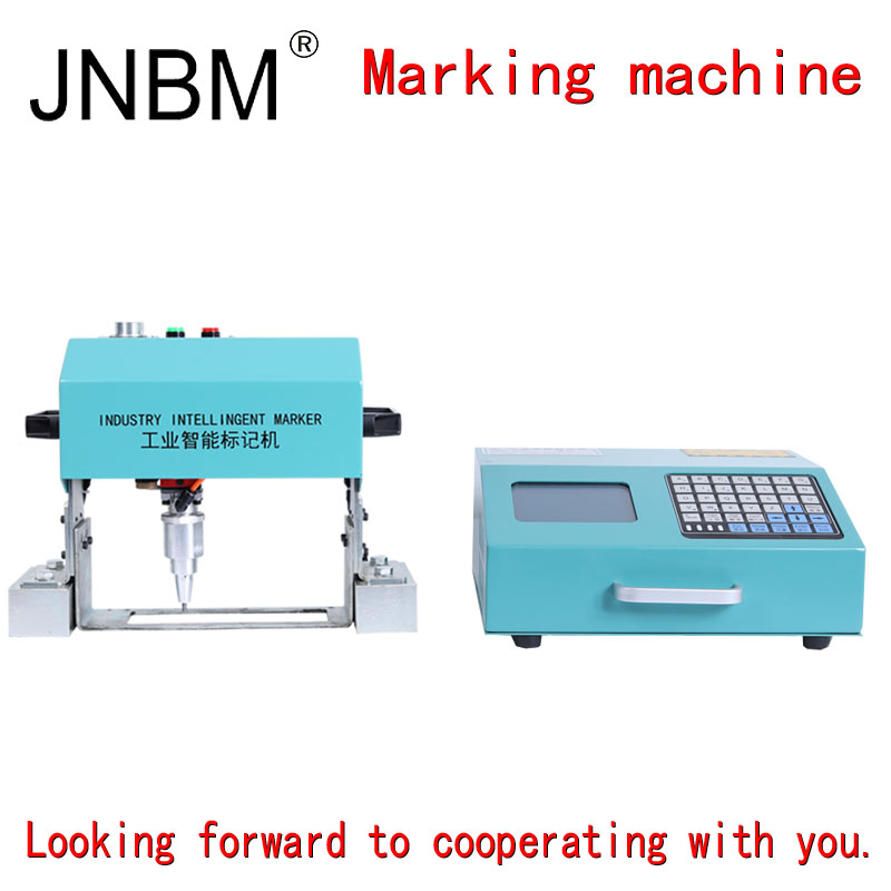 Electric Pneumatic Marking Machine Small Marking Tool Marking Parts Metal Engraving Machine Die Steel Number Marker Engraver
