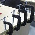 Полезный G-shaped деревообрабатывающий зажим зажимное устройство регулируемые DIY столярные гаджеты сверхмощный G зажим домашние инструменты