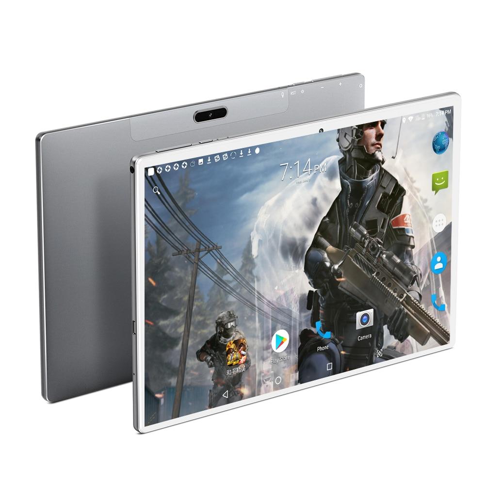 Lonwalk X20 планшеты PC 10 дюймов Android 9,0 1920*1200 IPS 4G Телефонный звонок 6 Гб RAM 128 ГБ ROM Type-C GPS Wifi Поддержка PUBG игры