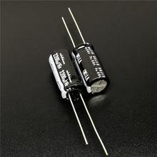 30 Uds Nichicon 16V 2200uf 16v vy importación condensador electrolítico de aluminio 10X20 envío gratis