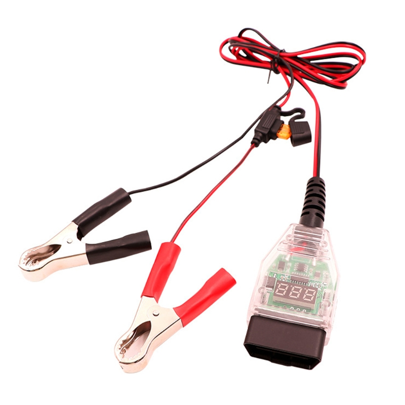 OBD2 Automotive Battery replacement Tool Car Computer Memory Saver null