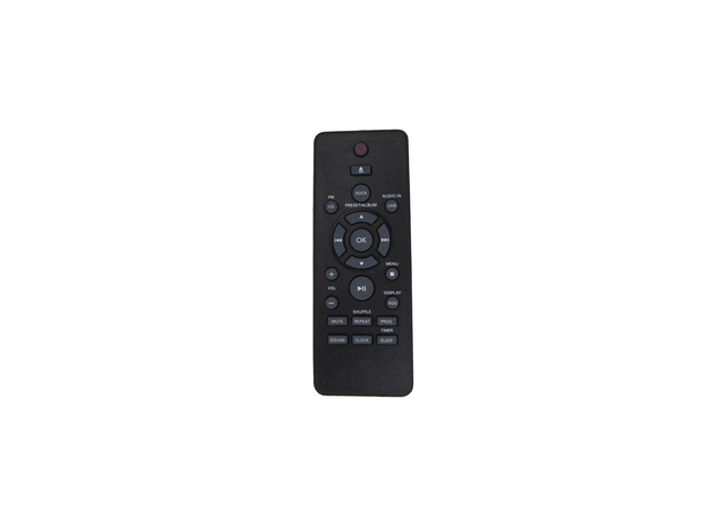 Remote Control For Philips  DCM2260/93 DCM3175/93 DCM2170/12 MCM2150/55 BTM1180 BTM2335 Micro Music Audio System