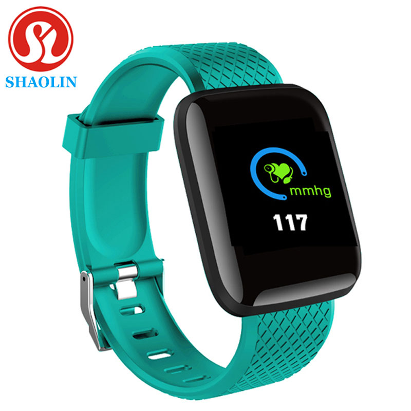 Smart Watch Wristband Sports Fitness Blood Pressure Heart Rate Call Message Reminder Pedometer SmartWatch for Android Apple IOS image