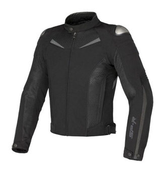 Dain Super Speed Text Textile Jacket Motorcycle Riding Motocross Jackets With Protection