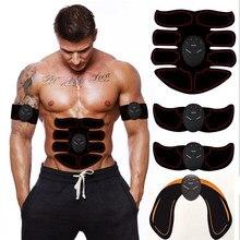 Abs Ems Spierstimulator Toner Abdominale Toning Trainer Buik Arm Been Hip Fitness Training Gym Workout Apparatuur