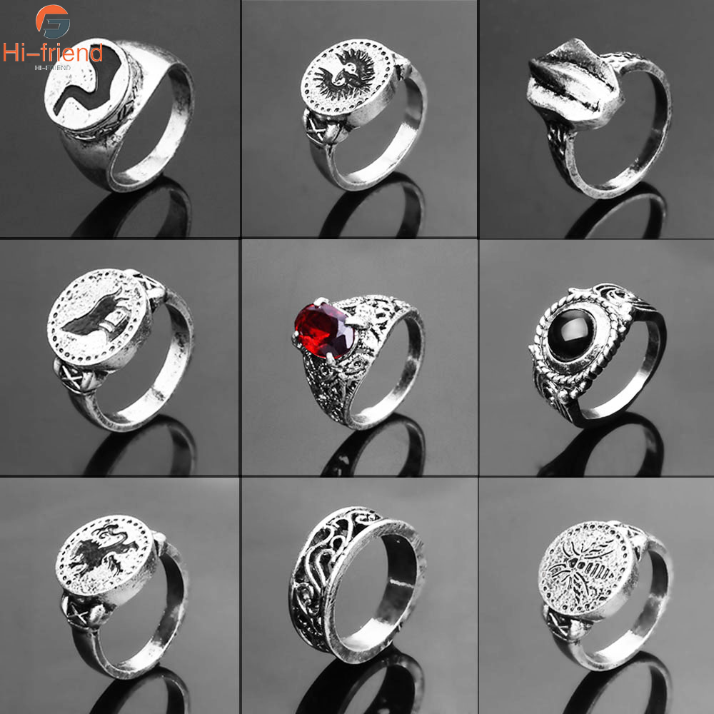 SC Game Dark Souls 3 series Ring Cosplay Accessories Game fans Woman Men jewelry