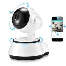 цена на Xiaovv Smart 360° Panoramic 720P Wifi Baby Monitor H.264 ONVIF Audio Security IP Camera M-otion Detection Night Vision