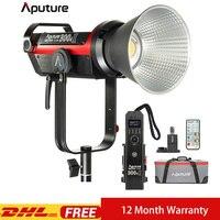 Aputure Light Storm C300d Mark II LED Light Kit with V Mount Battery Plate