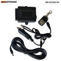 Faisceau de câblage sans fil à télécommande 12ft pour le EP-CUTXS-YK à benne basculante de système de découpe de Valve électrique de silencieux d'échappement