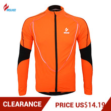 Clearance! ARSUXEO Cycling Jacket Sports Running Bike Windproof UV Protection Bicycle Jersey Breathable Lightweight Vest