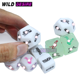 New Sex Tools Product For Couples 18 Funny Sex Dice Adult Game Erotic Romance Love Humour Gambling Sexy Dice Sex Toys For Two
