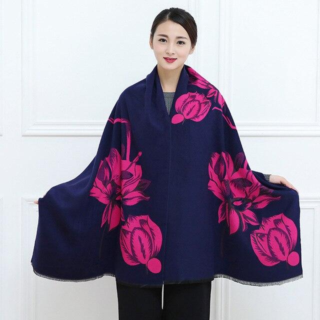 2019-New-Shawl-Women-s-Thickening-Warm-Pashmina-Cashmere-Scarf-Autumn-winter-Oversize-Soft-scarf-Shawl (23)