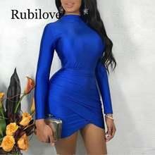 Rubilove Для женщин Повседневное повязки вечерние весеннее платье
