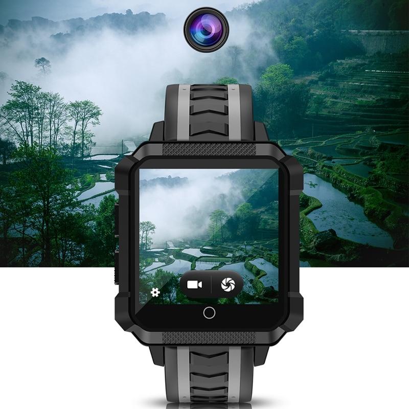 Смарт часы H7 водонепроницаемые мужские Смарт часы Android 4G Bluetooth спортивные Смарт часы Android водонепроницаемые Mtk6737 камера для улицы - 4