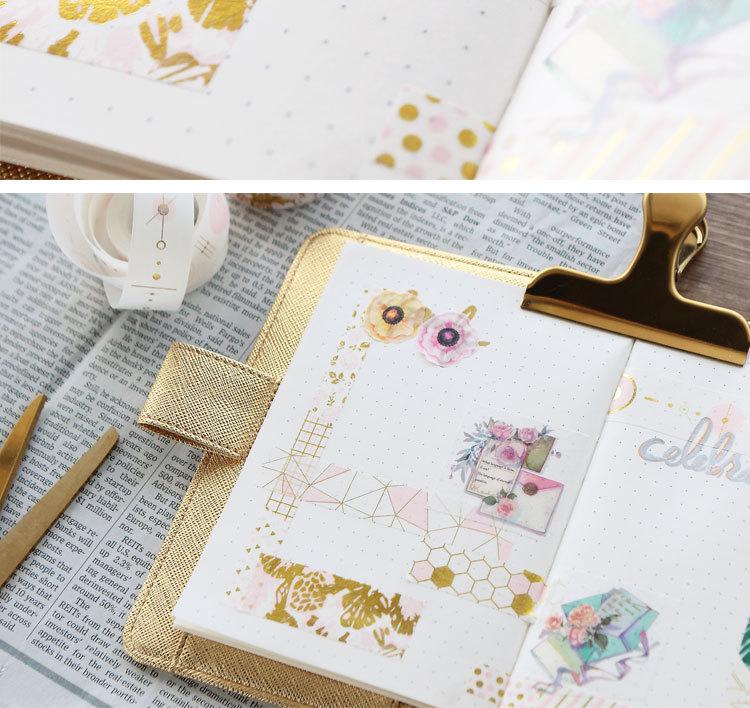 gold foil washi tape (1)