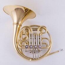 Naiputesi Александер французский Рог F/Bb ключ Сплит двойная французская валторна 4 клапана чехол waldhorn профессиональные музыкальные инструменты