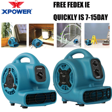 Carpet Dryer Air-Blower Powerful Supermarket Outdoor House Floor-Fan Mighty Hotel Utility