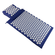 Pillow Yoga-Mat Acupressure Relieve-Stress Pranamat Cushion Spike-Mat Massage Pain Back-Body