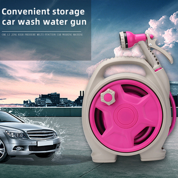 New cleaning tools can shrink car wash water pipe car wash water gun car water gun set home car supplies