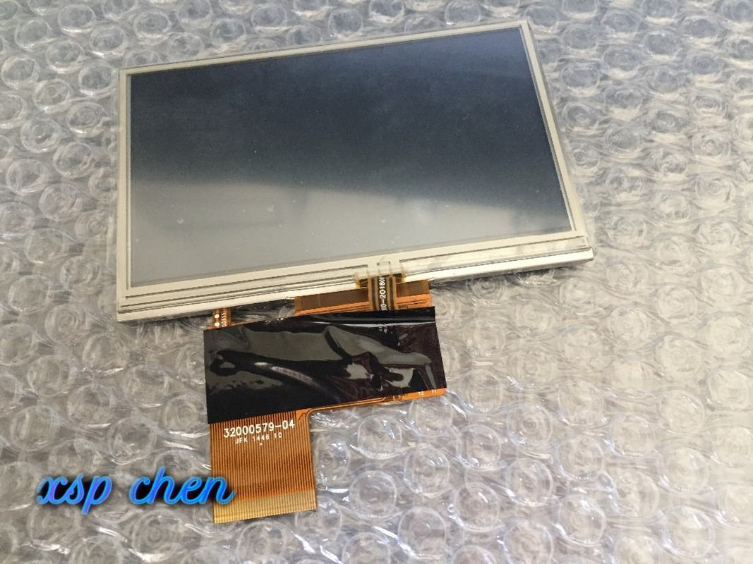 4.3 Inch LCD Screen 40PIN  32000579-04 AT043TN24 V.1 AT043TN24 V.7