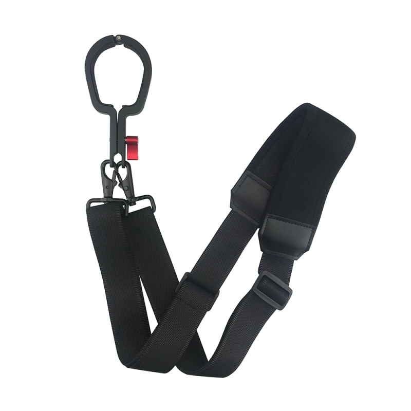 For DJI RONIN-SC Camera Camera Strap Harnesses Shoulder Strap Adjustable Strap With Buckle