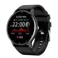 Smartwatch 1.28 pollici schermo tondo monitoraggio della frequenza cardiaca previsioni meteo Fitness Tracker IP67 orologio sportivo impermeabile