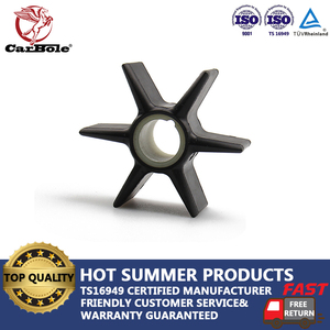 CARBOLE CarBole Outboard Water Pump Impeller for 47-430262Q02 47-43026T2 18-3056 500301 Part for 40HP 45 HP 50HP S/N G231123 &UP
