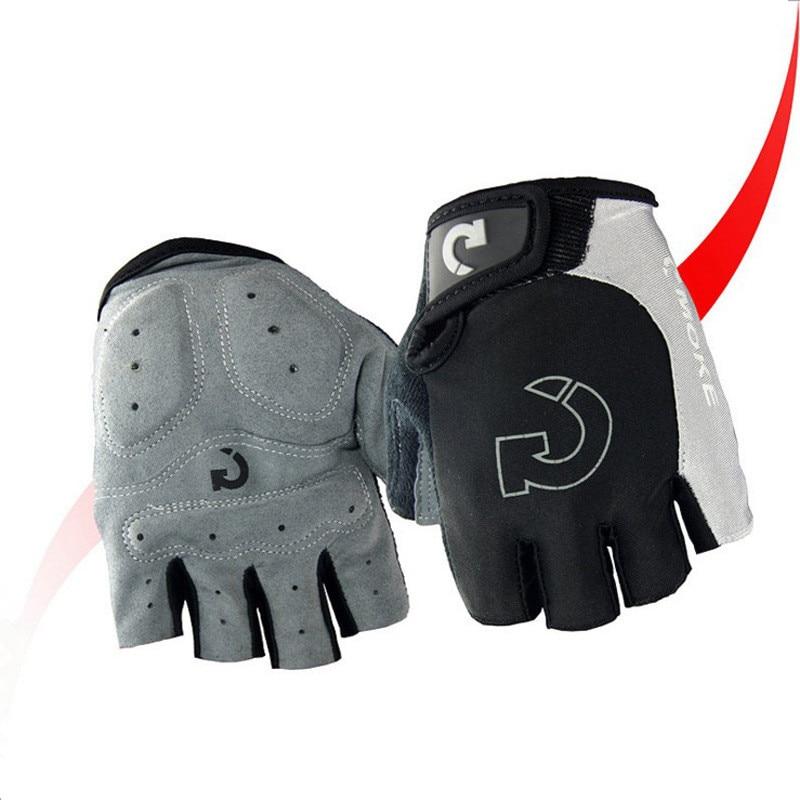 Men Women Cycling Gloves Bicycle Sports Half Finger Gloves Anti-slip Gel Pad Motorcycle MTB Road Bike Gloves S-XL New Arrival