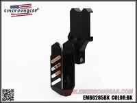 emersongear IDPA IPSC USPSA 3 Gun GLOCK Holster AA Style Aluminum Toy Pistol Holster Airsoft Toy Gun Hunting Accessories BK
